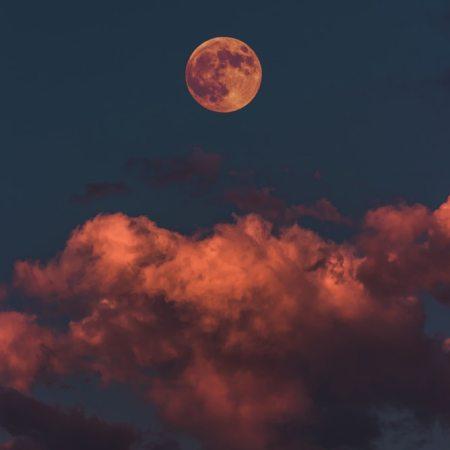 volle maan slapen