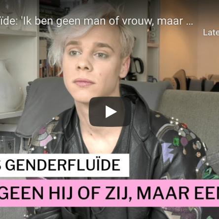 genderfluide paspoort registratie vriendin